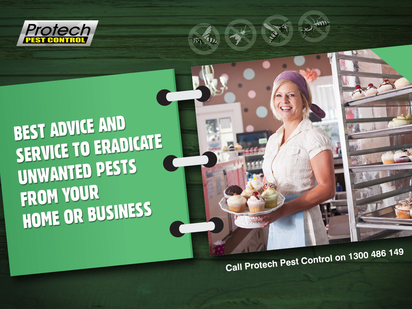 Home or business pest control